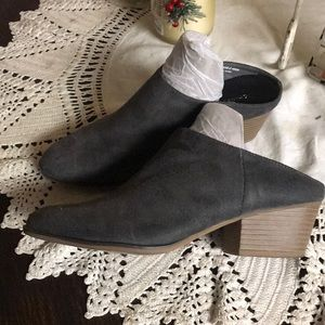 Boots Chinese laundry gray 🌸